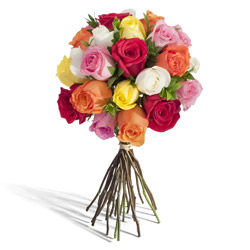 Rose Bouquet - Assorted
