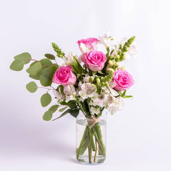 Market Bouquet in Pink
