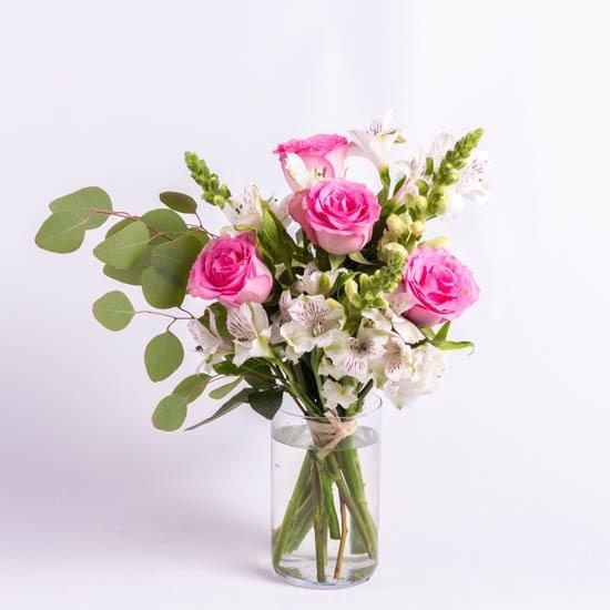 Market Bouquet in Pink