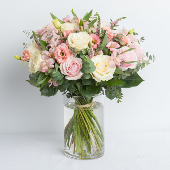 Felice - Pink Flowers Bouquet