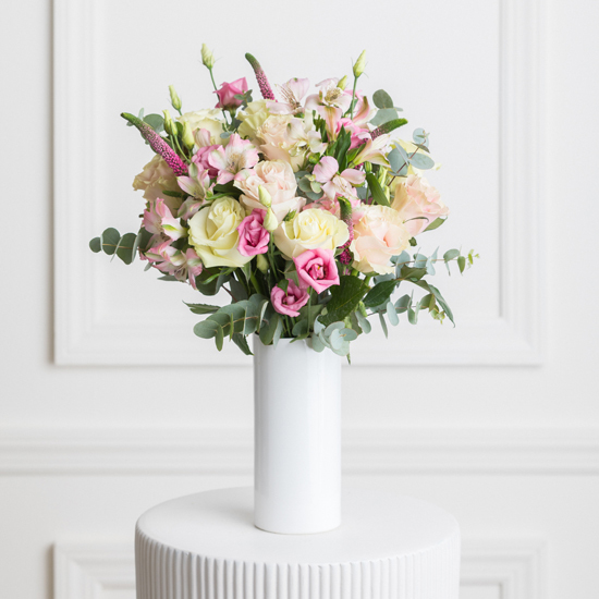 Felice - Pink Flowers Bouquet
