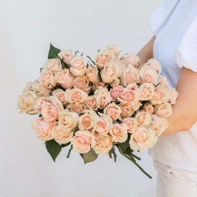 Pink Roses Flower Delivery