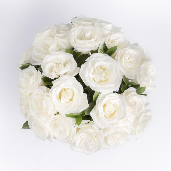 roses white rose bouquet ode à la rose