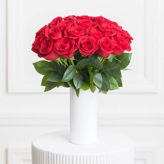 Valentine - Red Roses bouquet
